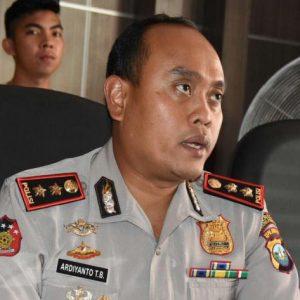 Kapolres Tanjungpinang AKBP Ardiyanto Tedjo Baskoro.