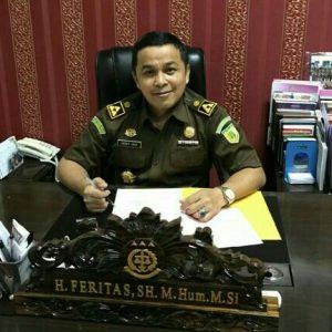 Aspidsus Kejati Kepri Ferry Tass SH MHum MSi