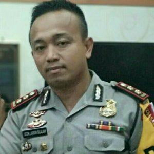 Kapolres Tanjungpinang AKBP Ucok Lasdin Silalahi