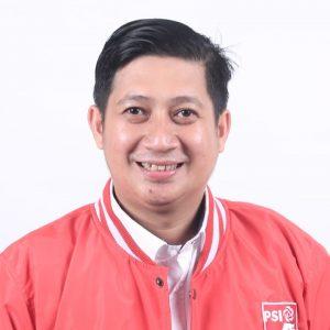 Dewan Pimpinan Wilayah Partai Solidaritas Indonesia (DPW PSI) Provinsi Kepr, M Dedy Saputra.