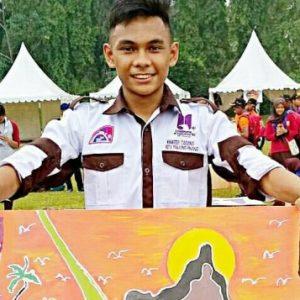 Yudhistira Adhitama Putra (Mahasiswa/Ketua HIMA Program     Studi Manajemen Sumberdaya        Perairan Fakultas Ilmu Kelautan dan Perairan Universitas Maritim Raja Ali Haji Tanjungpinang).