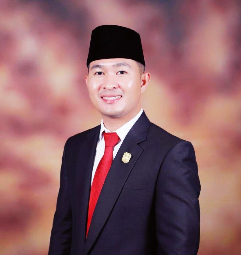 Ketua Fraksi Gerindra DPRD Kota Tanjungpinang, M. Apriyandy, S.IP., MM
