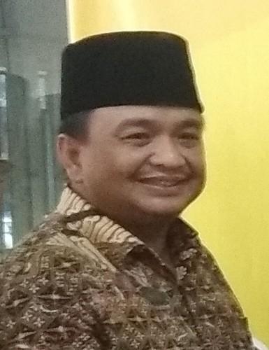 Ade Angga, Ketua DPD II Partai Golkar Kota Tanjungpinang dan juga Wakil Ketua I DPRD Kota Tanjungpinang