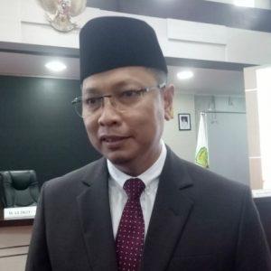 Sekretaris Daerah (Sekda) Pemerintah Kota (Pemko) Tanjungpinang, Teguh Ahmad Syafari