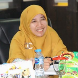 Wakil Ketua Pansus LKPj 2019 dan juga Sekretaris Fraksi PKS, Suryani
