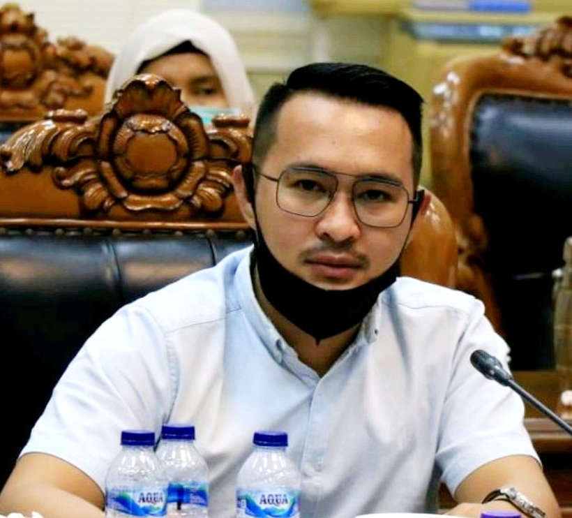 Anggota Komisi I DPRD Kota Tanjungpinang, Muhammad Apriyandy, Foto Trankepri.com