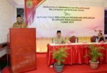 Implementasi Peraturan Perundang Undangan di Bidang Perdagangan